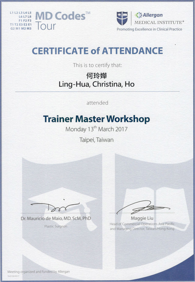 Trainer Master Workshop